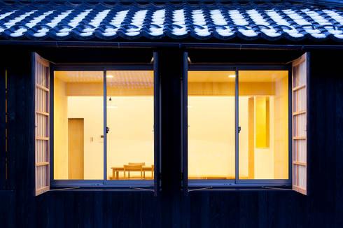 70歳の原風景を取り戻す改修: Tailored design Lab.が手掛けたです。
