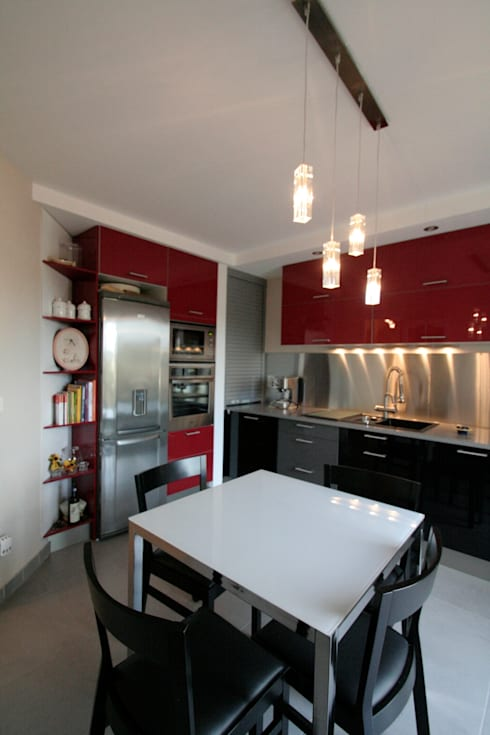 Cocinas de estilo  por WM