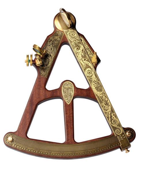 Sextante: Estudio de estilo  de Hemisferium. Instrumentos Científicos Antiguos, S.L.