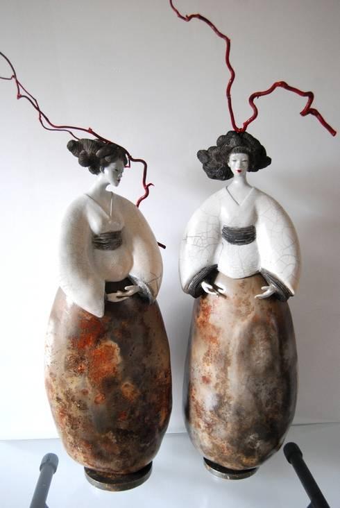 Projekty,  Sztuka zaprojektowane przez Pauline Wateau