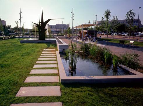 El jard n de los sentidos de vam10 arquitectura y paisaje for Jardin de los sentidos