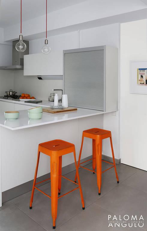 Cocinas de estilo minimalista de homify