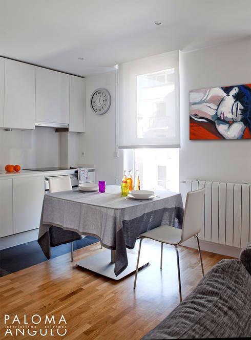 Comedor: Comedores de estilo minimalista de Interiorismo Paloma Angulo