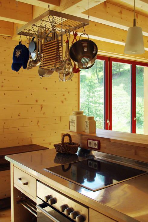 Кухни в . Автор – di  dörr & irrgang  Architekten und Generalplaner GmbH