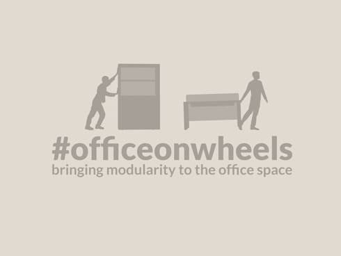 #officeonwheels:   by Boutique Design Limited