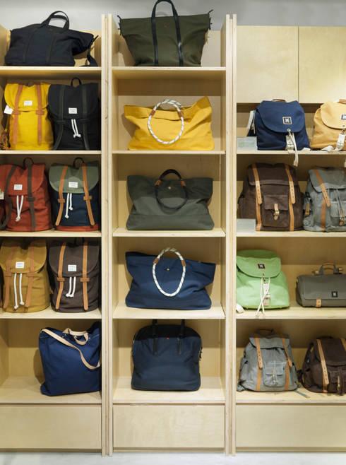 Kapok PMQ:   by Boutique Design Limited