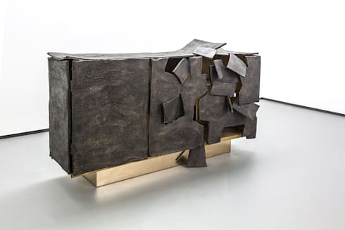 Vincent Dubourg—Insideer Bronze:   by Carpenters Workshop Gallery