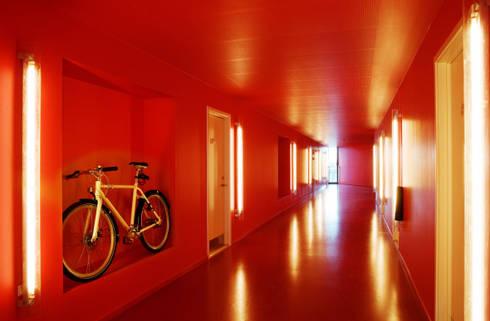 VM HOUSES: modern Houses by BIG-BJARKE INGELS GROUP