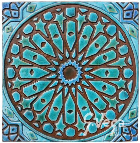 Moroccan wall art #1:  Household by Gvega Ceramica