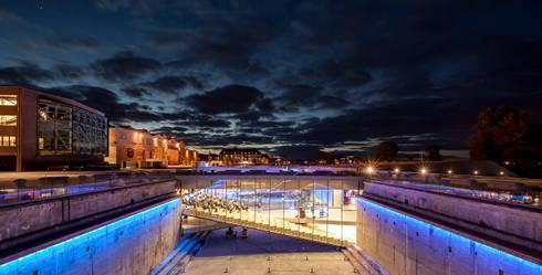 DANISH NATIONAL MARITIME MUSEUM:  Museums by BIG-BJARKE INGELS GROUP