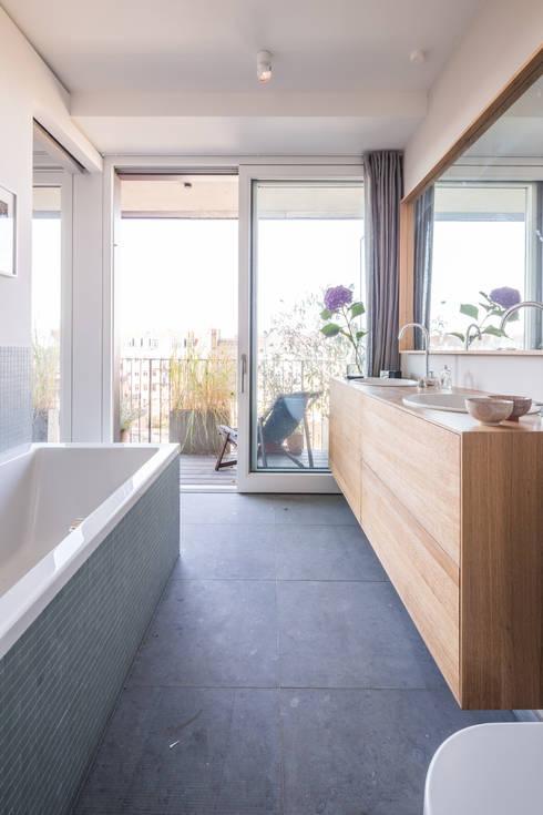 7 tolle Ideen für Badezimmer mit Holz