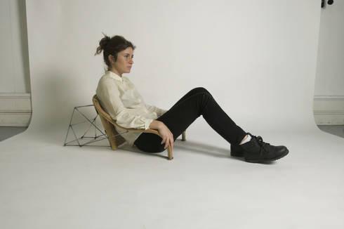 zaisu chaise sans pied par david lambert homify. Black Bedroom Furniture Sets. Home Design Ideas