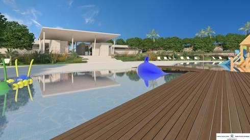 Parque acu tico en menorca von fg arquitectes homify - Parque acuatico menorca ...
