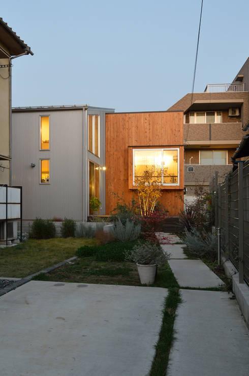 アトリエKUKKA一級建築士事務所/ atelier KUKKA  architects 의  주택