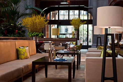 St. Pancras Renaissance Hotel, London:   by Heathfield & Co