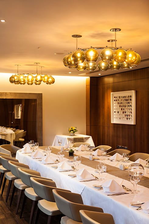 ONE SQUARE BAR, EDINBURGH:  Gastronomy by Heathfield & Co