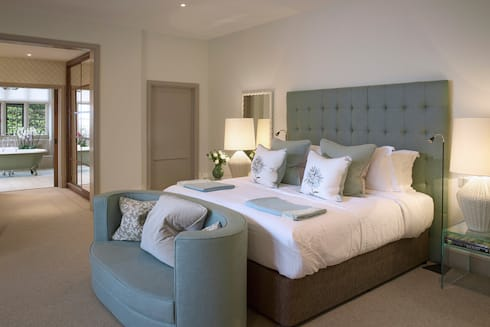 Foxhill Manor, Worcestershire:  Hotels by Heathfield & Co