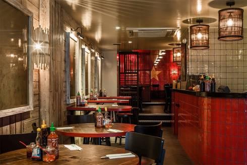 Pho, London:  Gastronomy by Heathfield & Co