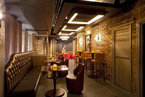 Dirty Martini, London:  Gastronomy by Heathfield & Co