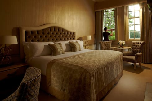 Brockencote Hall Hotel, Worcestershire:  Hotels by Heathfield & Co
