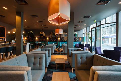 Doubletree by Hilton Hotels, Edinburgh:  Hotels by Heathfield & Co