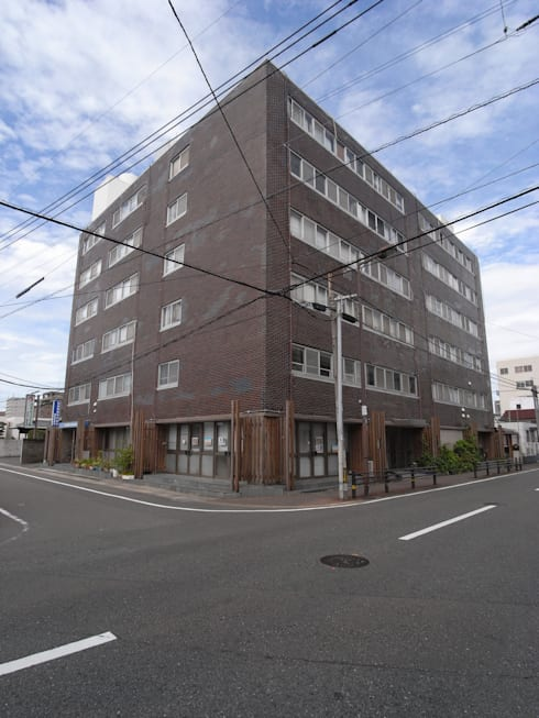 山王マンション407 リノベーション: nano Architectsが手掛けた家です。