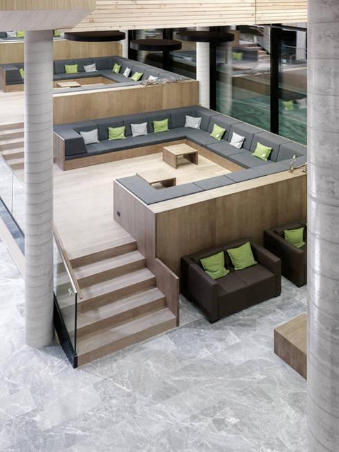 Gradonna Mountain Resort:  Hotels von reitter_architekten   zt  gesmbh / arge reitter-strolz