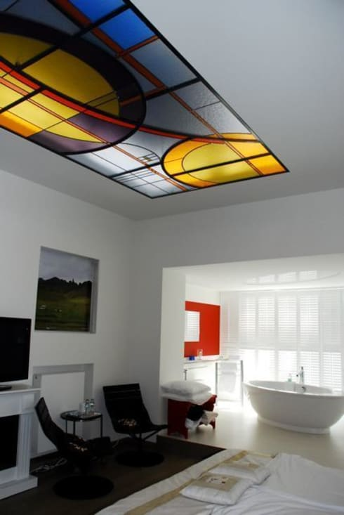 B&B PPP te Gent:  Hotels door artglas