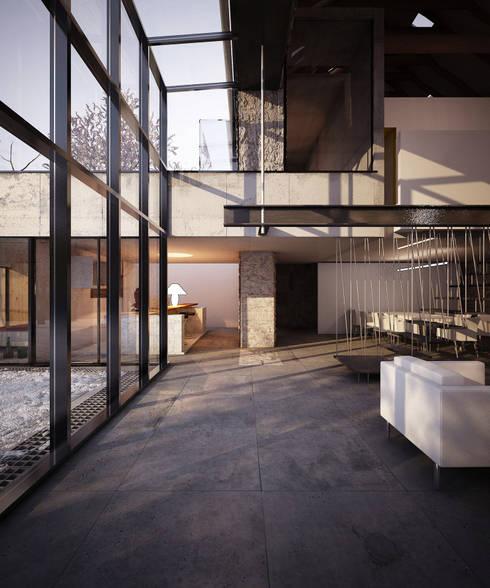 Projekty,   zaprojektowane przez Fabrice Commercon