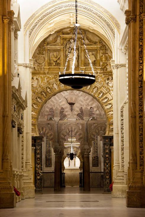 La alma de c rdoba visita nocturna catedral antigua - Mezquita de cordoba visita nocturna ...
