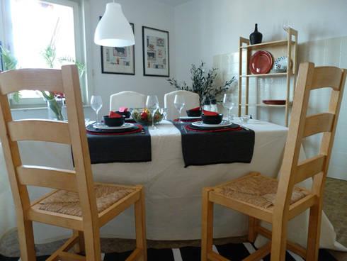 unbewohnte dachgeschosswohnung 85 qm von szeena homestaging homify. Black Bedroom Furniture Sets. Home Design Ideas