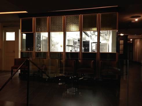 Plate madrid restaurante ramon freixa de estepa proyectos for Estudio de interiorismo