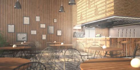 Cafessea:  Bars & clubs by vmavi