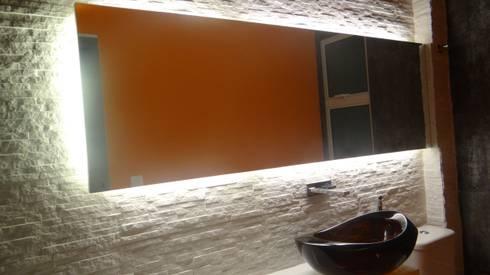 Casa de Campo | Forma e Função | Conforto e Natureza: Casa  por Arquitetura Sônia Beltrão e arquitetos associados