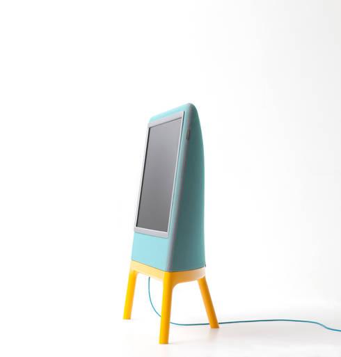 Homedia 2013:  Multimedia ruimte door SMOOL by Robert Bronwasser