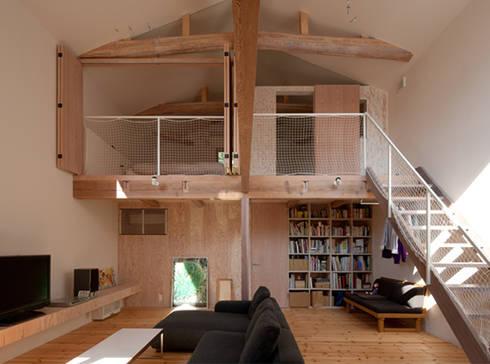 kuranoie: Architect Laboratory mouが手掛けた家です。