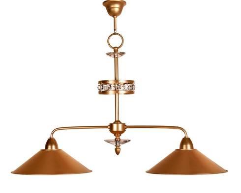 Lámpara clásica 2 luces Riviera: Dormitorios de estilo clásico de Ámbar Muebles