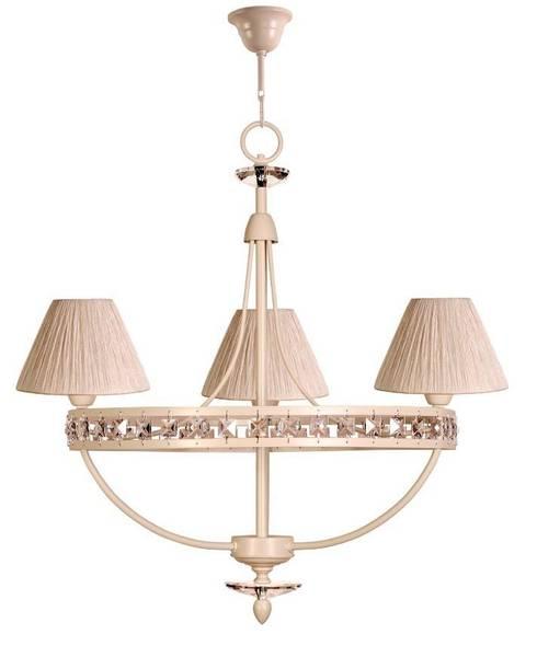 Lámpara de techo clásica 3 luces Gareth: Dormitorios de estilo clásico de Ámbar Muebles