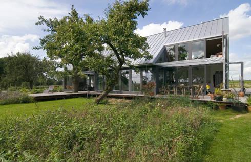 Huis te Wiel:  Huizen door NEXT ARCHITECTS