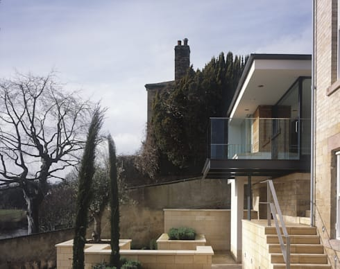 Private House, Wetherby:  Houses by OMI Architects