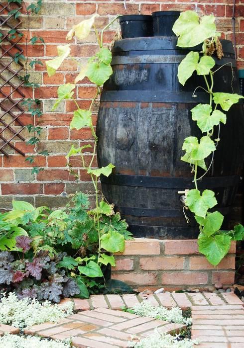 Dawn Isaac Garden Designが手掛けた庭