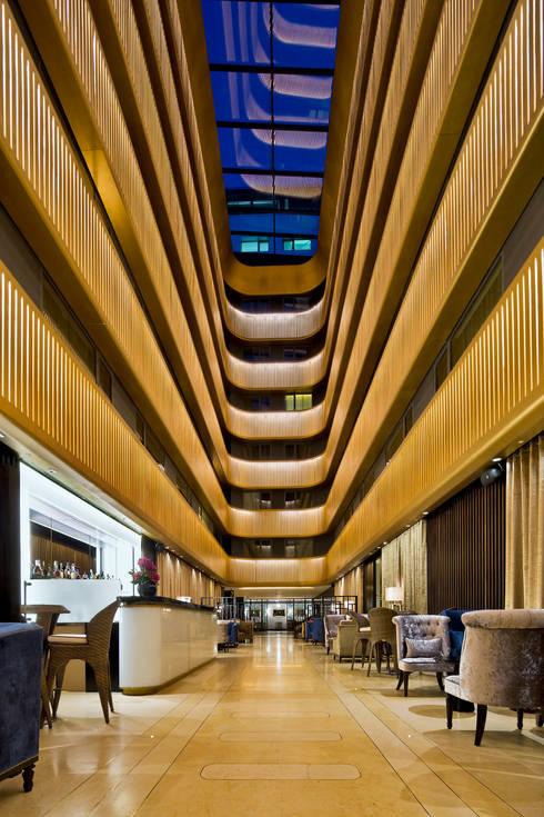 Shepherds Bush Pavilion:  Hotels by Flanagan Lawrence