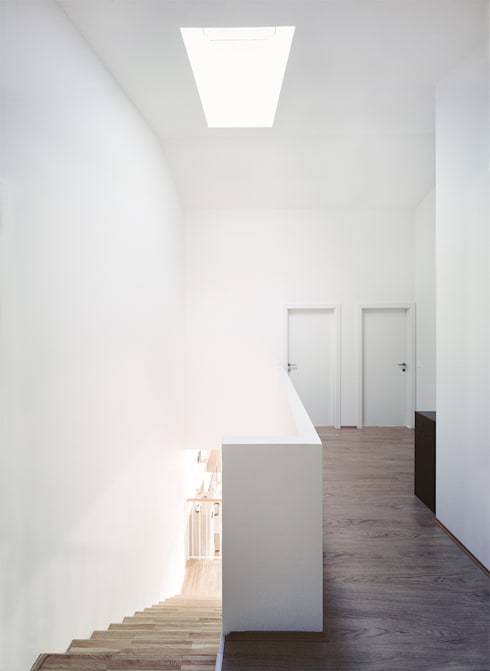 Wohnbau St. Lorenzen: klassische Häuser von Nussmüller Architekten ZT GmbH