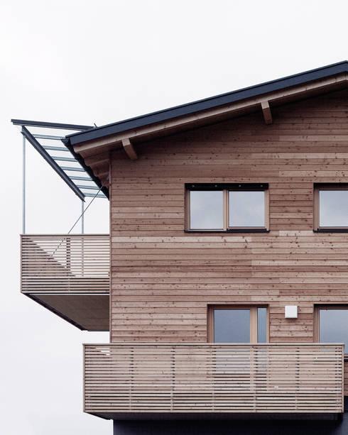 wohnbau st lorenzen de nussm ller architekten zt gmbh homify. Black Bedroom Furniture Sets. Home Design Ideas