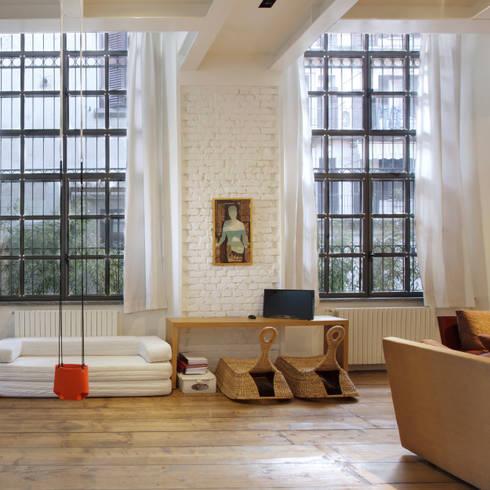 Loft | Milano:   door Studio Gooris Ltd