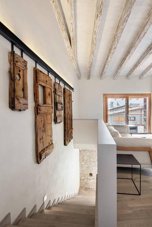 Projekty,  Gospodarstwo domowe zaprojektowane przez dom arquitectura