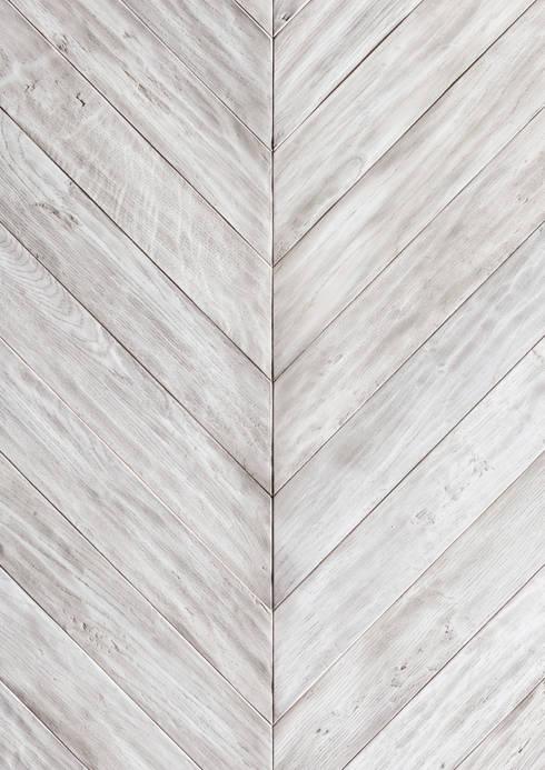 Rovere piallato, effetto usato:  in stile  di Old Floor Italy