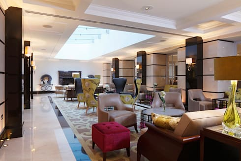 Intercontinental St James, London:  Hotels by Heathfield & Co