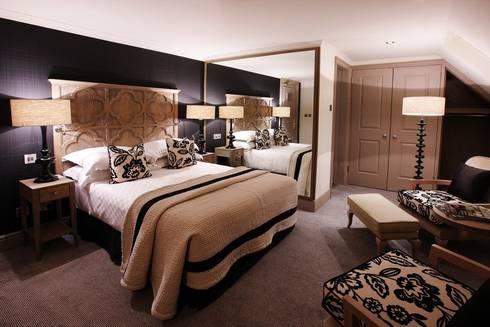 Bloomsbury Hotel, London:  Hotels by Heathfield & Co