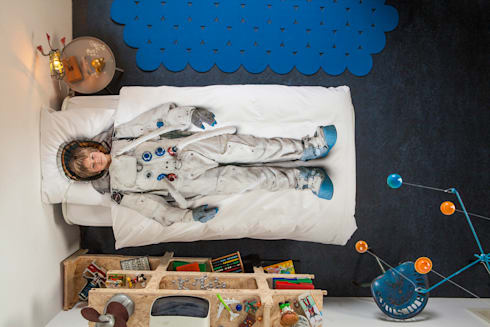 Space Themed Bedroom Ideas by Cuckooland | homify